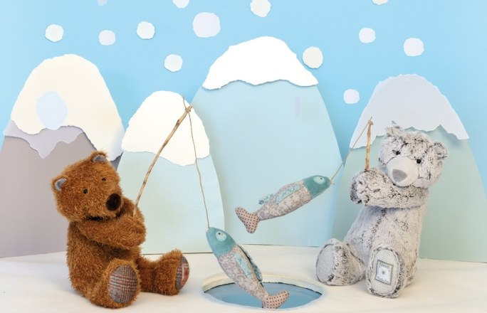 Les ours Moulin Roty