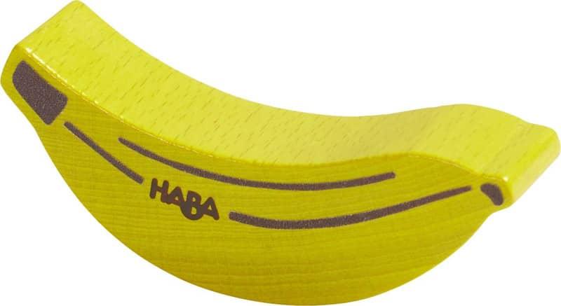 Banane en bois dînette Haba