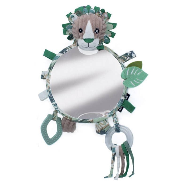 Grand miroir d'éveil Jélékros le lion Les Déglingos