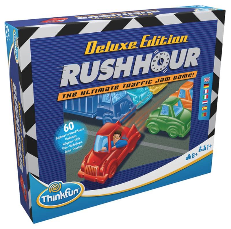 Jeu casse-tête Rush Hour Deluxe Ravensburger