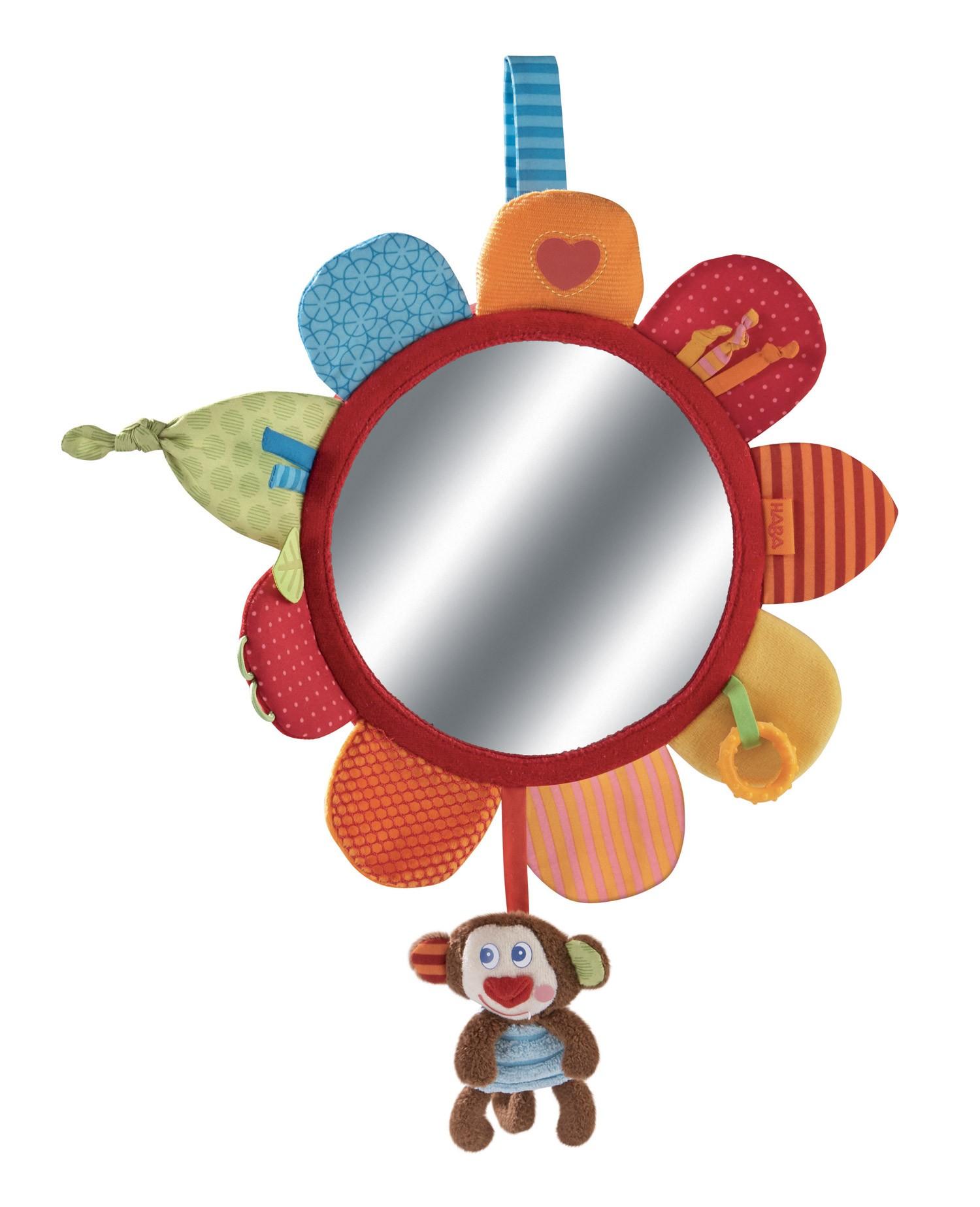 haba jouet eveil singe lino