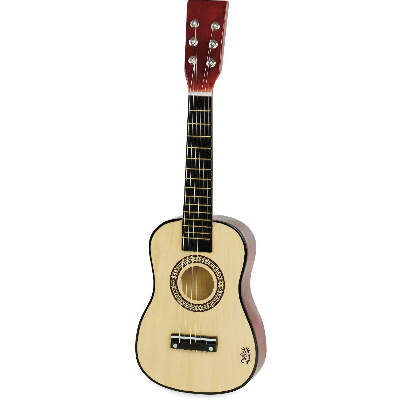 Jouet musical Guitare Bois Naturel Vilac