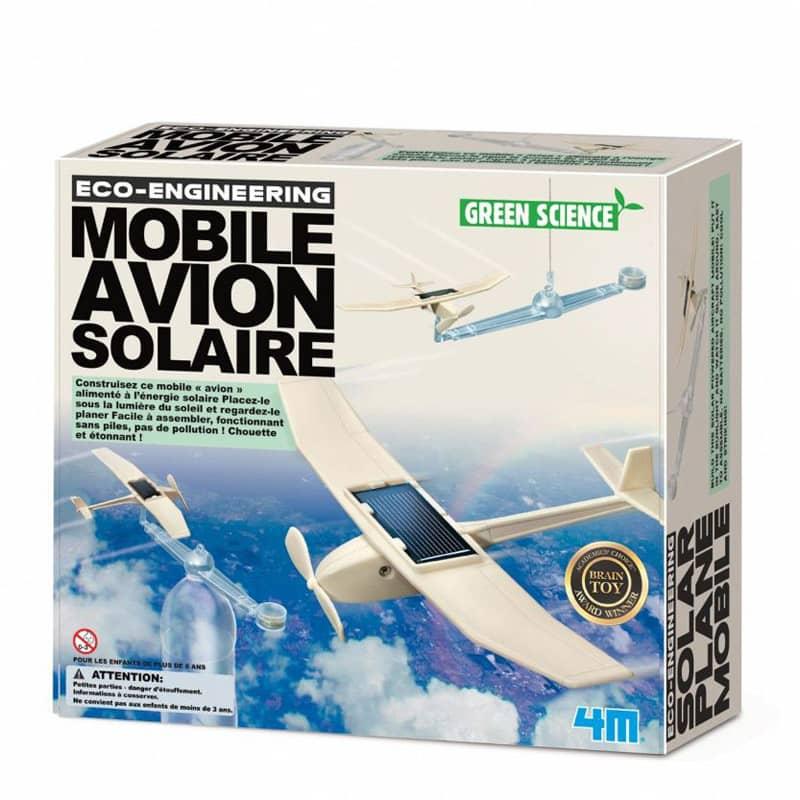 Kit Mobile Avion Solaire 4M