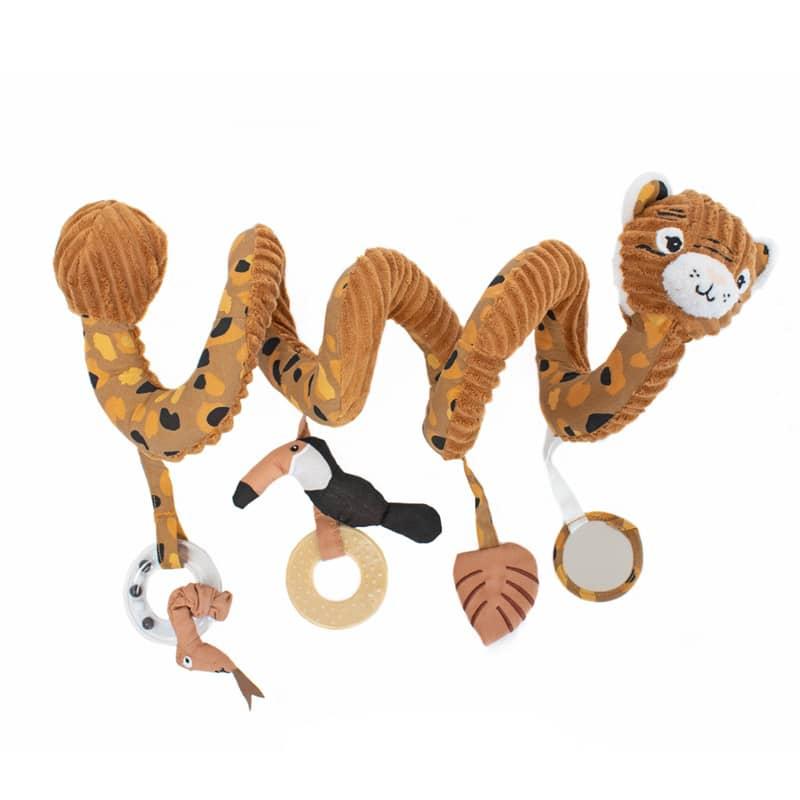 Spirale d'activités Spéculos le Tigre Les Déglingos