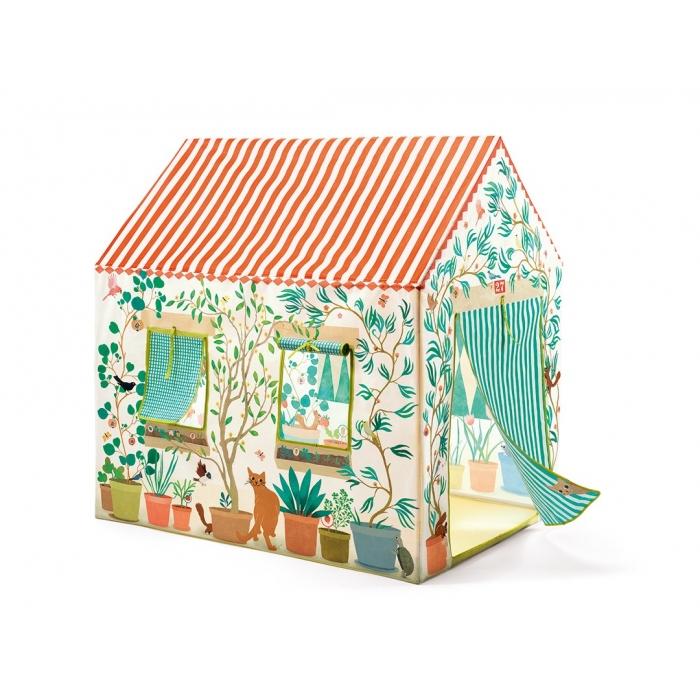 Maison en tissu Tinou Djeco