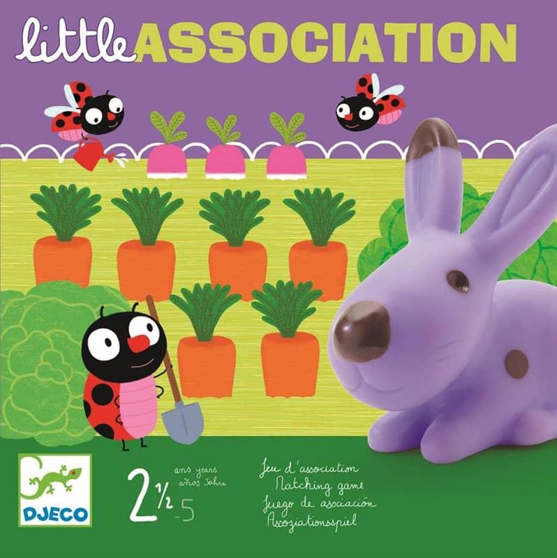 djeco jeu association little association