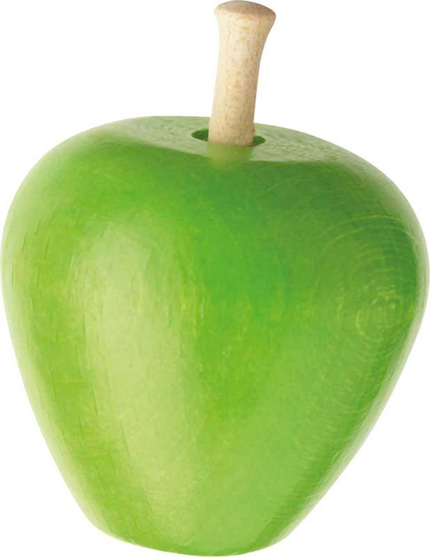 Pomme en bois dînette Haba