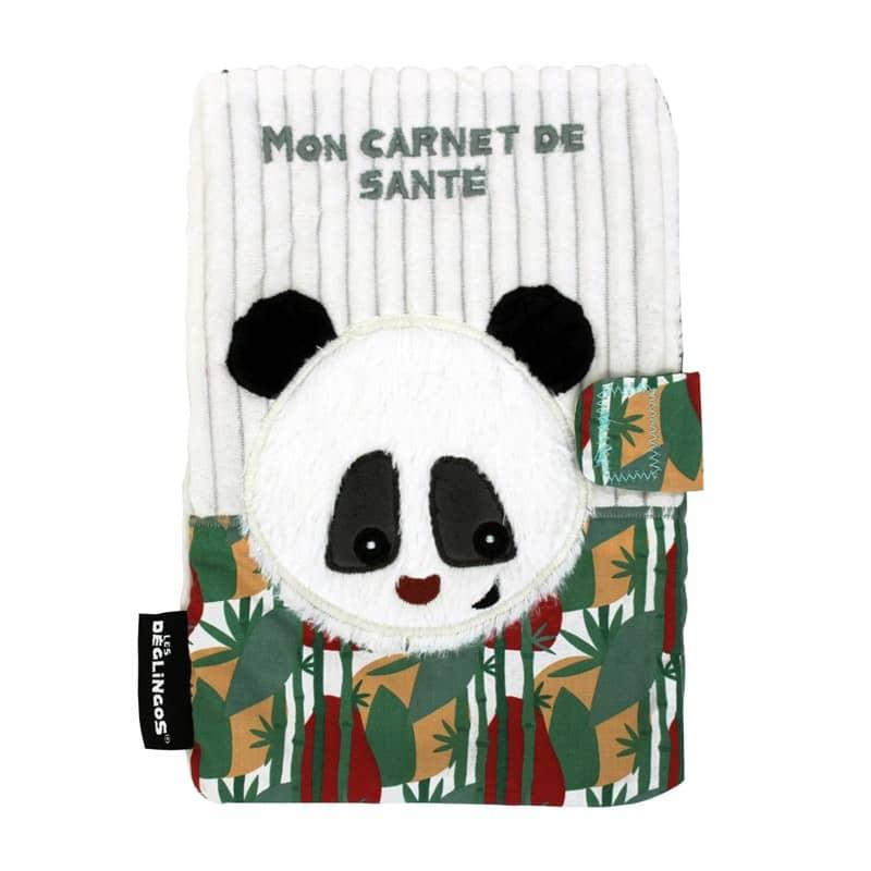 les deglingos protege carnet de sante rototos panda