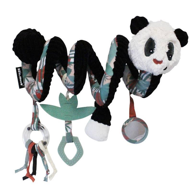 les deglingos spirale d activites rototos panda